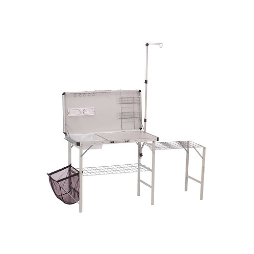 COLEMAN Foldable Table Station Pack-away Deluxe Kitchen 2000020275