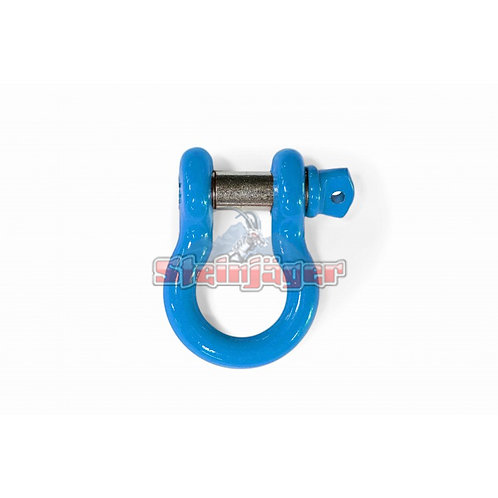 STEINJAGER Playboy Blue D-ring Shackle. J0045447