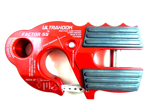 FACTOR 55 Red Ultrahook. 00250-01
