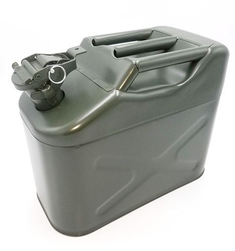 Military Green Jerry Can 2.6 Gal JCUE-10