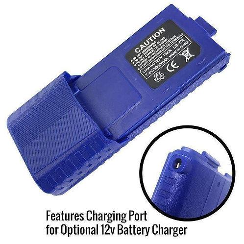 RUGGED RADIOS BAT-RH5R-XL High Capacity Battery
