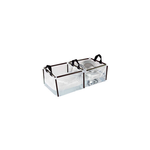 COLEMAN Folding Double Wash Basin 2000016491