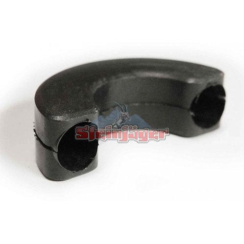 STEINJAGER Black D-ring Shackle Isolator. J0045982