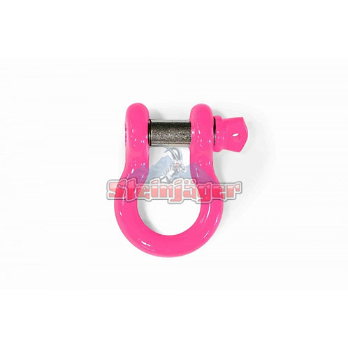 STEINJAGER Hot Pinky D-ring Shackle. J0046438