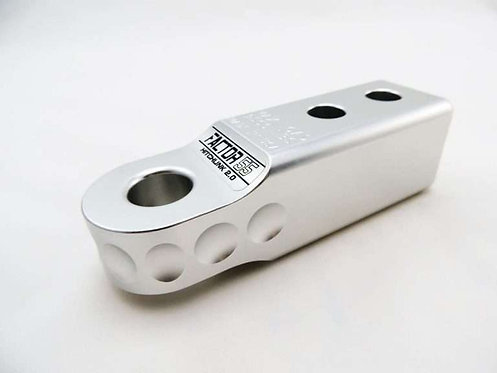 FACTOR 55 Silver Hitchlink Receiver 2.0. 00020-05