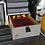 Thumbnail: GOOSE GEAR SD191028 Black Single Drawer Module Deep Version