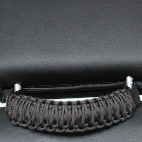BARTACT Black Pair Headrest Grab Handle Set TAOGHHPBB