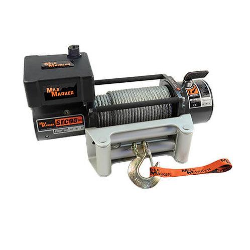 MILE MARKET Electric Winch SEC95 9500lb 12/24V 76-50246BW