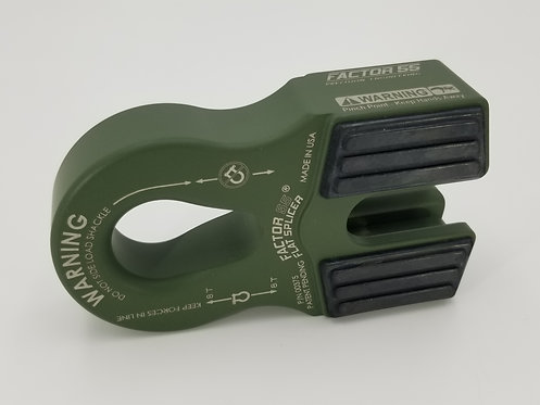 FACTOR 55 O.D. Green Flat Splicer Foldable Splice-On. 00375-12