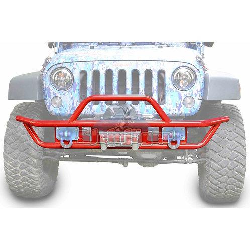 STE-J0048121. Red Baron Tubular Bumper for Jeep Wrangler JK