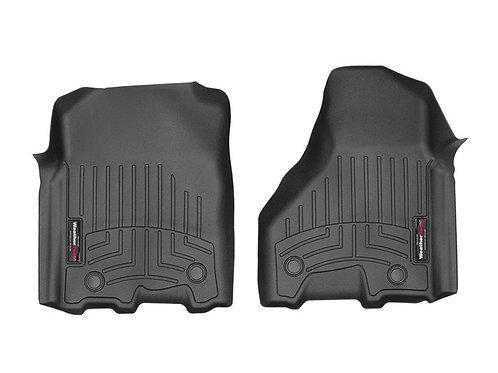 WEA-449771V. Black 1st Row Liner 12-19 Dodge Ram