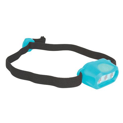 COLEMAN 2000025915 Blue Kid Mini LED Headlamp Water Resistant