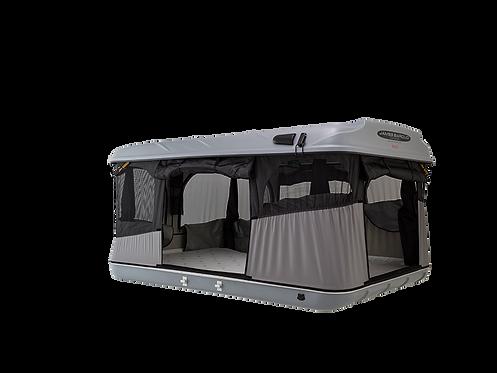 JAMES BAROUD 465210G Evasion XXL Gray Hard Shell Tent