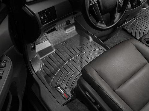 WEA-443411. Black 1st Row Liner for 11-17 Honda Odyssey
