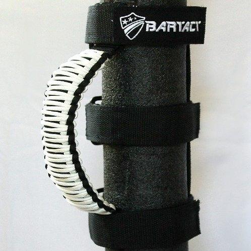 BARTACT White Pair Universal Roll Bar Grab Handles TAOGHUPBW