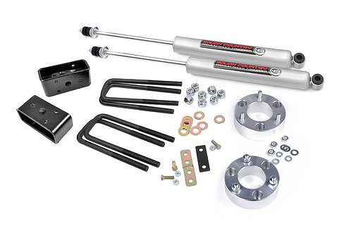 ROUGH COUNTRY 75030 Suspension Lift Kit 2.5in for Toyota  Tundra 00-06