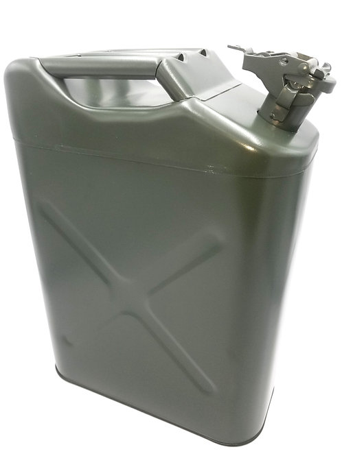 Military Green Jerry Can 5.3 Gal JCUE-20