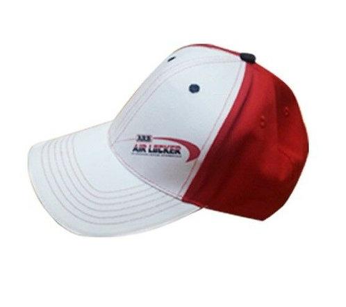ARB 216511 Air Locker Cap Red and White