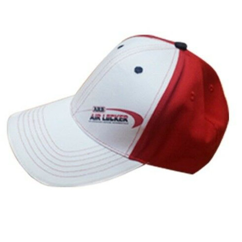 ARB 216511 Air Locker Cap Red and White