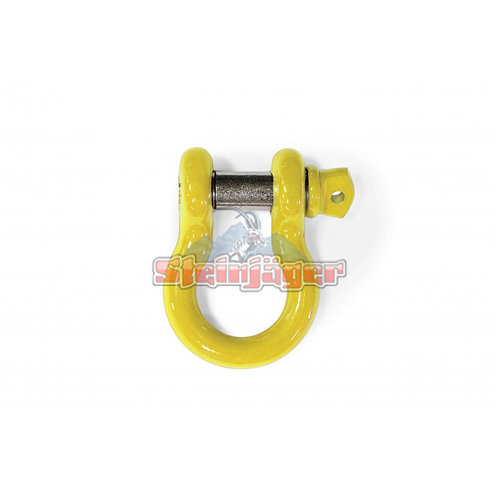 STEINJAGER Lemon Peel D-ring Shackle. J0045447