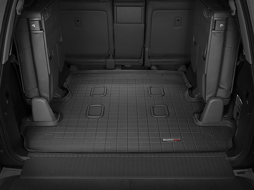 WEATHERTECH 40356 Black Cargo Liner for 08-19 Toyota Land Cruiser