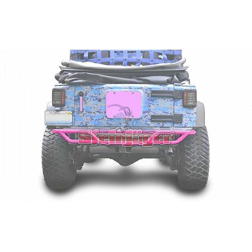 STE-J0048165. Pinky Rear Tubular Bumper for Jeep Wrangler JK 0-