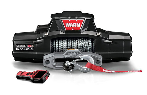 WARN 95960 Zeon 12-s Platinum Winch Synthetic Rope 12,000lb