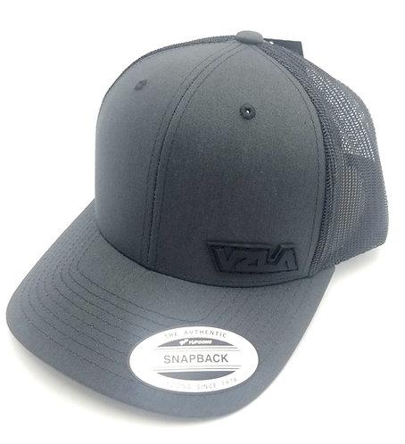 VENEZUELA Gray/Black Truck Cap Mesh