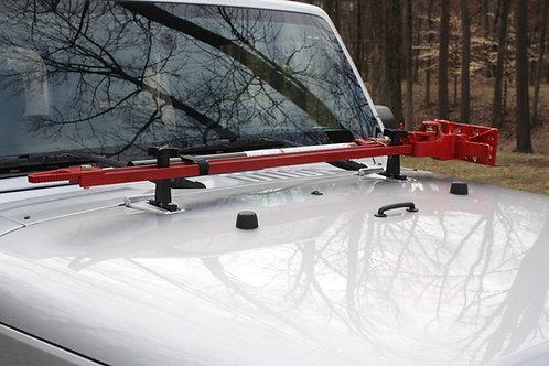 HI LIFT Hood Mount for Jeep Wrangler TJ (97-06). HM-825