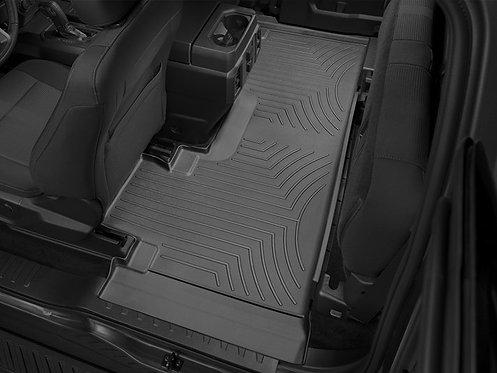 WEATHERTECH 446973 Black 2 Row Liner 15-19 Ford F150/Raptor/F250/F350/F450/F550
