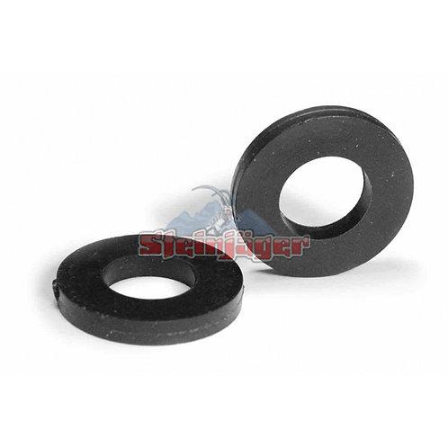 STEINJAGER Black D-ring Shackle Side Isolator. J0045984