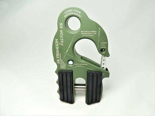 FACTOR 55 O.D. Green Ultrahook. 00250-12