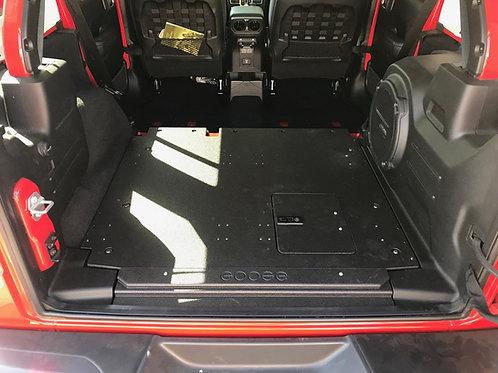 GOOSE GEAR PJLU-STD-DVR Jeep JL Plate Systems 2018 on