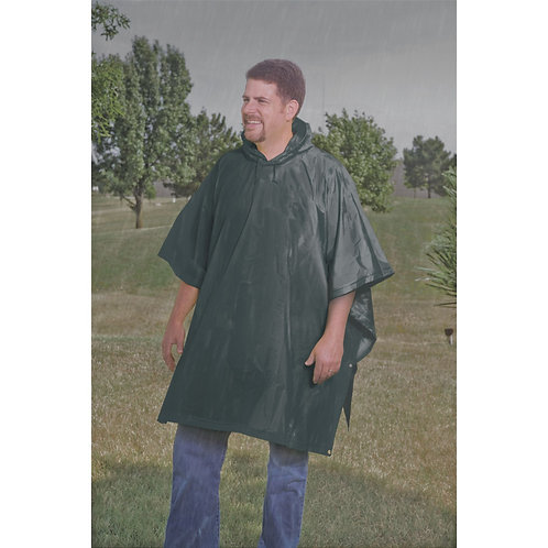COLEMAN Full Coverage Rain Hood Adult Poncho 2000014932