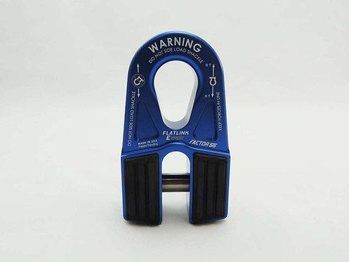FACTOR 55 Blue Flatlink Expert Shackle Mount. 00080-02