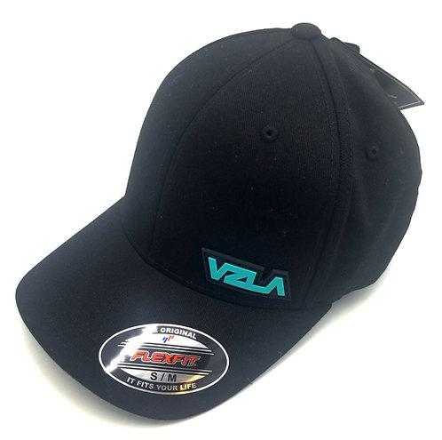 VENEZUELA Black/Blue Truck Cap Mesh