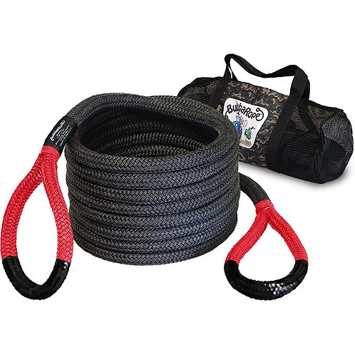 BUBBA ROPE 176680RDG 30 foot Recovery Rope