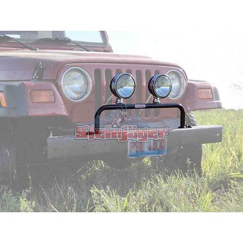 STE-J0029546. Black Bumper Attachment for Jeep Wrangler TJ 97-06