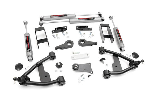 ROUGH COUNTRY 24230 Suspension Lift Kit 2.5in for GM 82-05