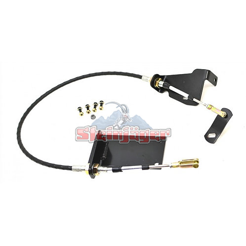 STEINJAGER. Transfer Case Cable Shifter J0048615