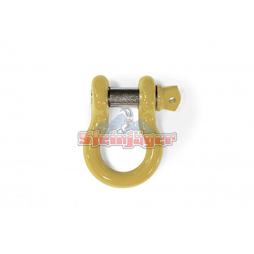 STEINJAGER Military Beige D-ring Shackle. J0045452