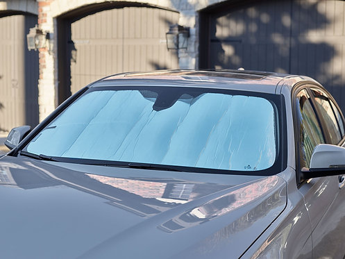 WEA-TS0960. Frontal Sunshade for 16-19 Honda Civic
