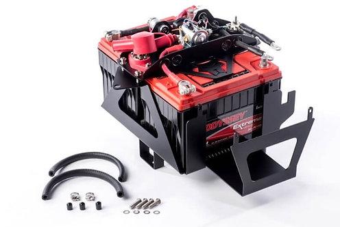 GENESIS OFFROAD 131-JKDBK-2A Dual Battery Kit for Jeep JK 07-11