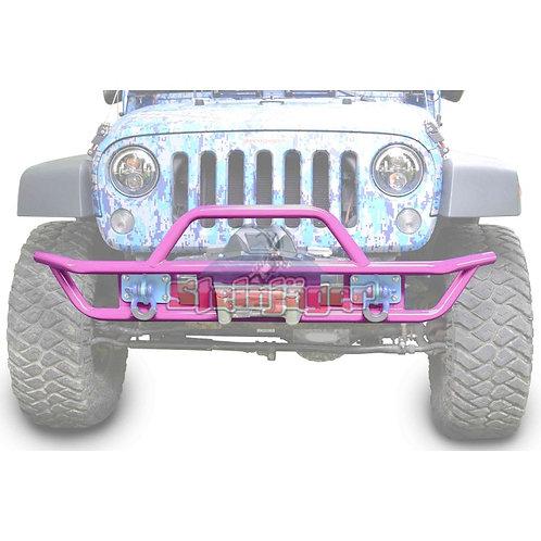 STE-J0048126. Pinky Tubular Bumper for Jeep Wrangler JK
