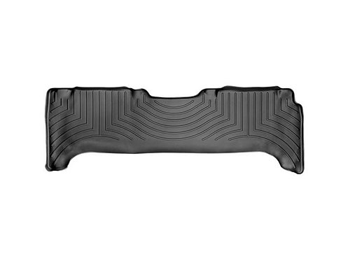 WEATHERTECH 440772 Black 2nd Row Liner for 98-07 Land Cruiser & 98-05 Lexus LX