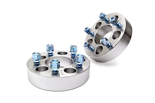 ROUGH COUNTRY 1095 1.5in Wheel Pair Spacer for Jeep TJ,YJ,ZJ,XJ,MJ