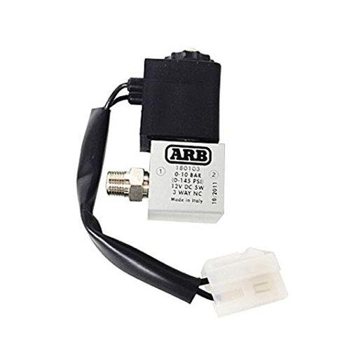 """ARB Aluminium Solenoid 12VDC 1/8"""" 180103"""
