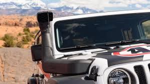 ARB SS1080HF Snorkel for Jeep Wrangler JL 3.6L V6 24V VVT Pentastar Engine, 2.0