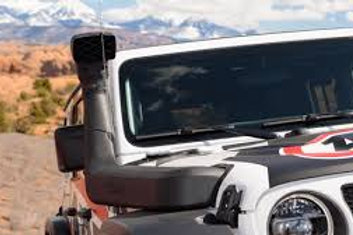 ARB Snorkel for Jeep Wrangler JL 3.6L V6 24V VVT Pentastar Engine, 2.0 SS1080HF