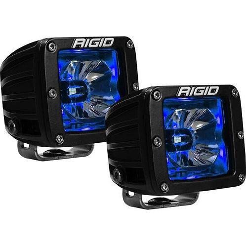 RIGID INDUSTRIES 20201 Radiance Pod Blue Backlight